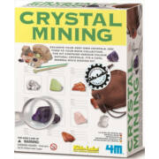 Kristály bányászat játék