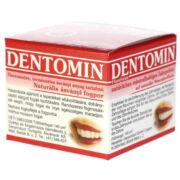 Dentomin natúr fogpor