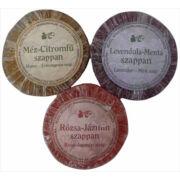 Pannonhalmi szappan doboz nélkül (levendula-menta)