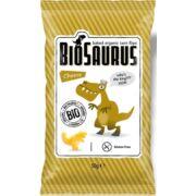 BioSaurus kukoricás snack (sajtos)
