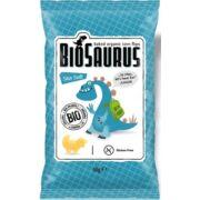 BioSaurus kukoricás snack (tengeri sós)