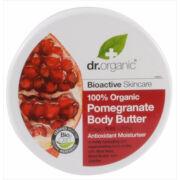 Dr. Organic testápoló vaj (gránátalma)