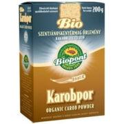 Karobpor bio, Biopont