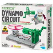 Készíts dinamós áramkört