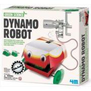 Készíts dinamós robotot