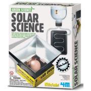 Készíts napkemencét, vízmelegítőt