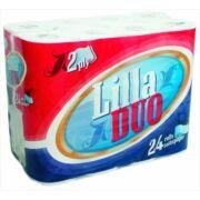 Öko WC papír, Lilla duo (24 db)