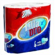 Öko WC papír, Lilla duo