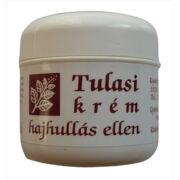 Tulasi krém hajhullás ellen