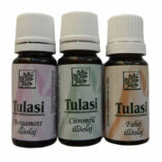 Tulasi illóolaj (citromfű)