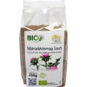 Bio máriatövismag liszt, Piszkei