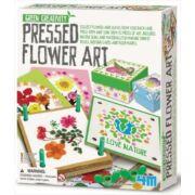 Készíts préselt virágokat