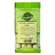 Bio buláta csokoládés, Biopont (fehér)