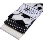 Textil zsebkendő 3 db-os, BlessYou (Gyerek-Focis)