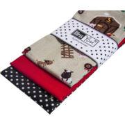 Textil zsebkendő 3 db-os, BlessYou (Gyerek-Farmos)