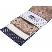 Textil zsebkendő 3 db-os, BlessYou (Női-Jégvirág)