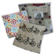 Textil zsebkendő 3 db-os, BlessYou