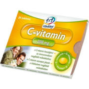 C-vitamin tabletta 200mg, Vitaday (30db)