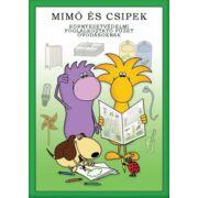 Mimó és Csipek az erdőben foglalkoztató füzet
