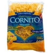 Cornito gluténmentes tészta (fodros kocka)