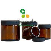 Barna üvegtégely (60ml)