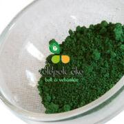 Kozmetikai pigment (zöld)