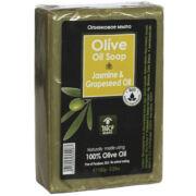 Olívaszappan, görög (jázmin-szőlőmag olaj)