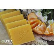 Pálmaolaj mentes szappan, Olivia (mangóvajas mandarin)