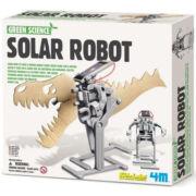 Készíts napelemes dinoszauruszt