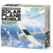 Készíts napelemes repülő modellt