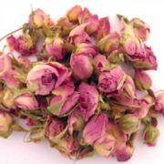 Rózsabimbó, szárított