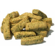 Bio sós teasütemény, Piszkei öko (medvehagymás)