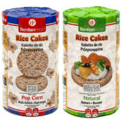 Puffasztott rizs, Rice Cakes
