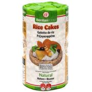 Puffasztott rizs, Rice Cakes (natúr ízű)