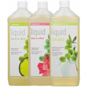 Sodasan folyékony szappan bio 1l