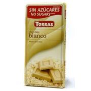 Fehércsokoládé, Torras