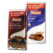 Tejcsokoládé, Torras