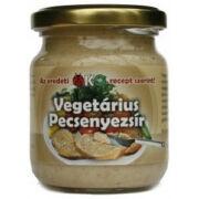 Vegetáriánus pecsenyezsír