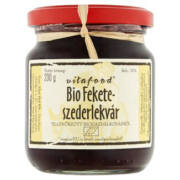 Feketeszeder lekvár bio, Vitafood