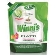Winnis öko mosogatószer koncentrátum (lime-alma,1000ml)