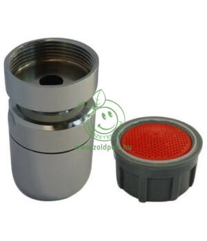 Víztakarékos gömbcsuklós perlátor (belső,6liter)