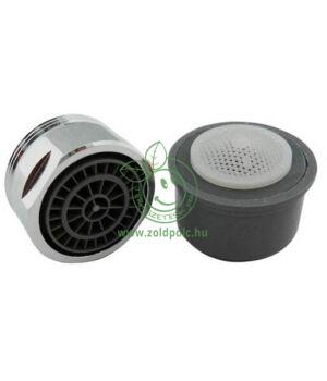 Víztakarékos perlátor fémgyűrűvel (külső,3liter)