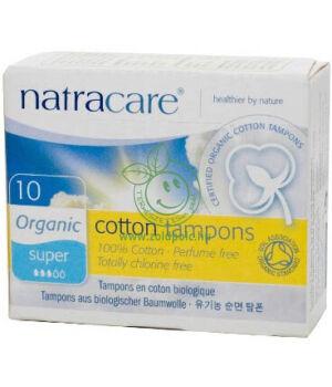 Natracare tampon (super,10db)