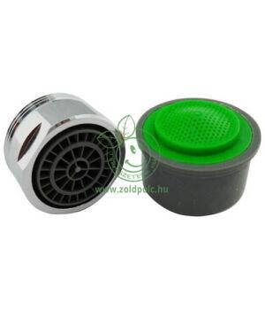 Víztakarékos perlátor fémgyűrűvel (külső,2liter)