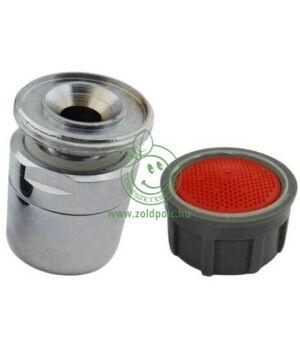 Víztakarékos gömbcsuklós perlátor (külső,6liter)