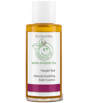 Dr. Hauschka fürdőolaj (mandula,100ml)