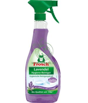 Frosch higiéniás tisztító 500 ml (levendula)