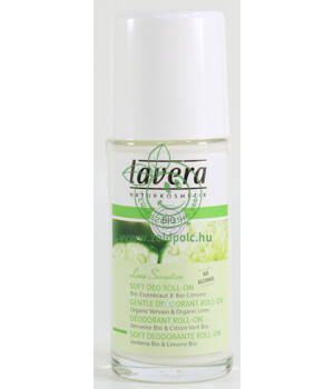 Lavera Body Spa golyós dezodor (lime)