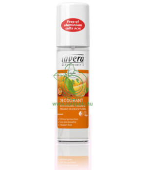 Lavera Body Spa pumpás dezodor (narancs-homoktövis)