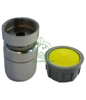 Víztakarékos gömbcsuklós perlátor (belső,4liter)